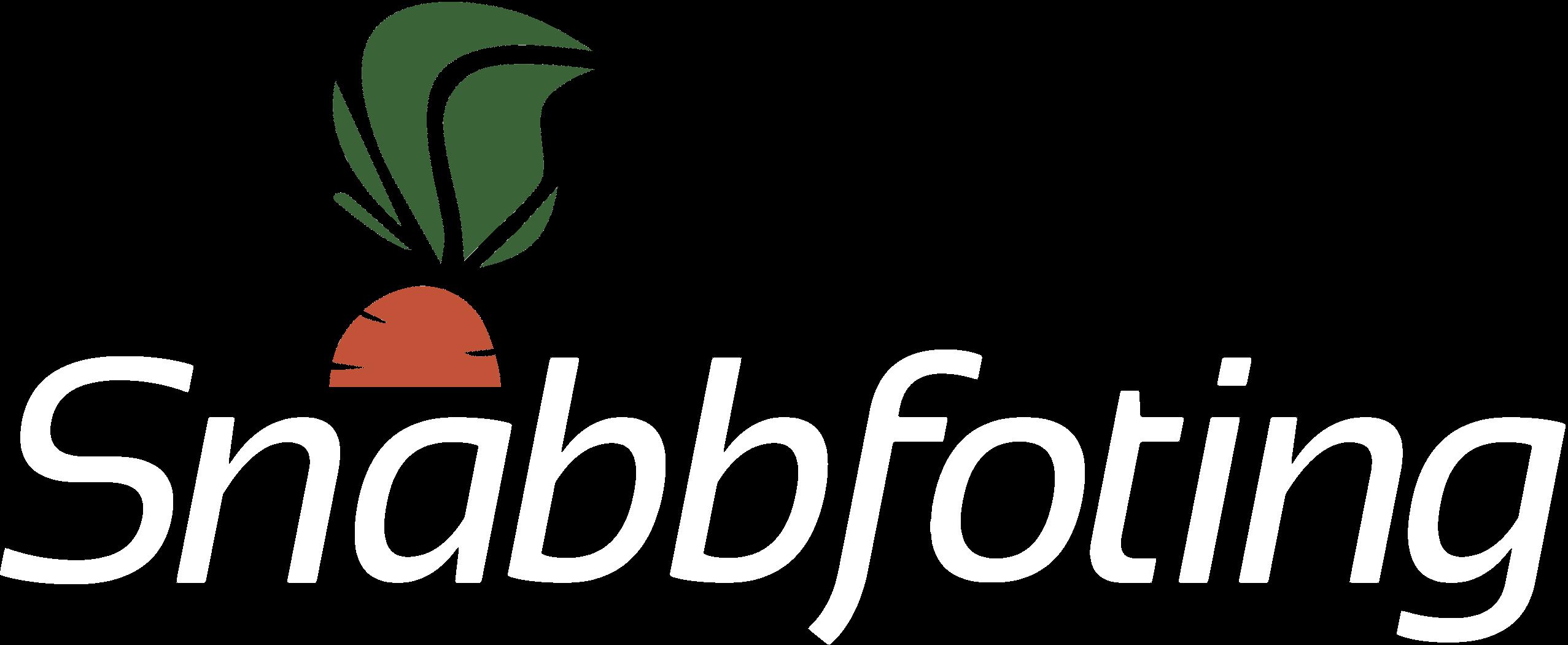SNABBFOTING_VIT_MOROT